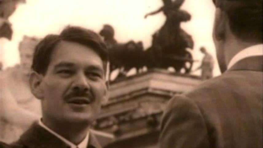 Ein junger Mann aus dem Innviertel - Adolf Hitler