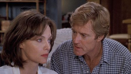 Image result for Up Close and Personal film still