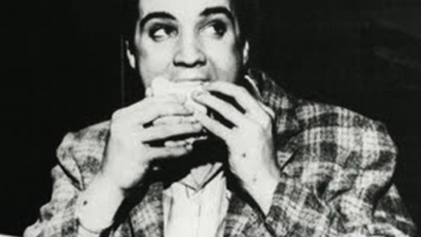 The Burger and the King: The Life & Cuisine of Elvis Presley