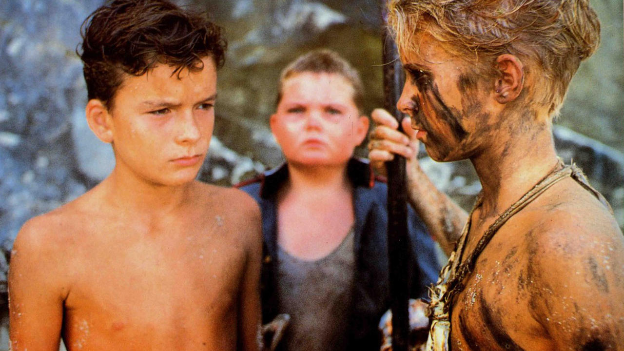 philosophy human nature lord of the flies