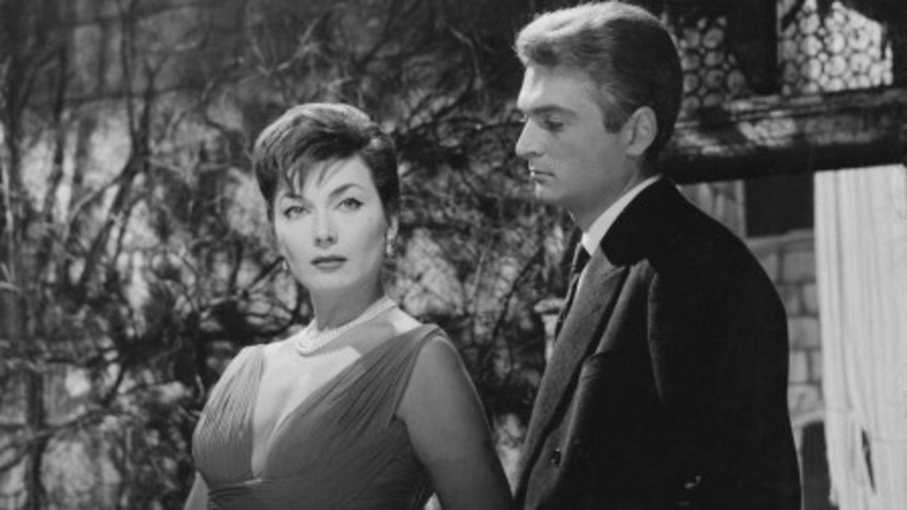 Lust of the Vampire (1957) - MUBI