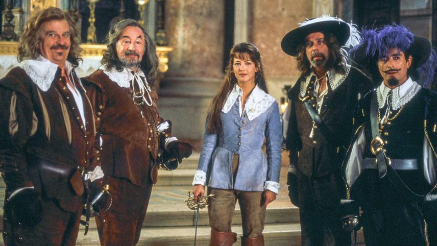 D'Artagnan's Daughter