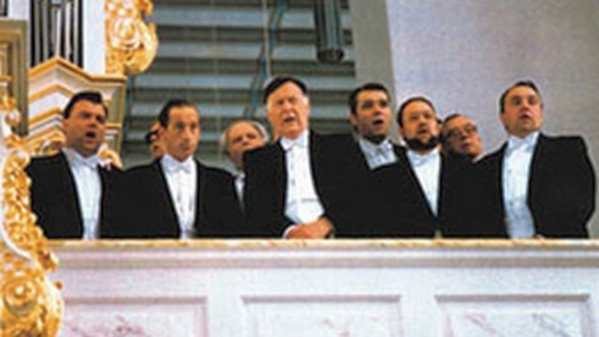 The Men's Choir