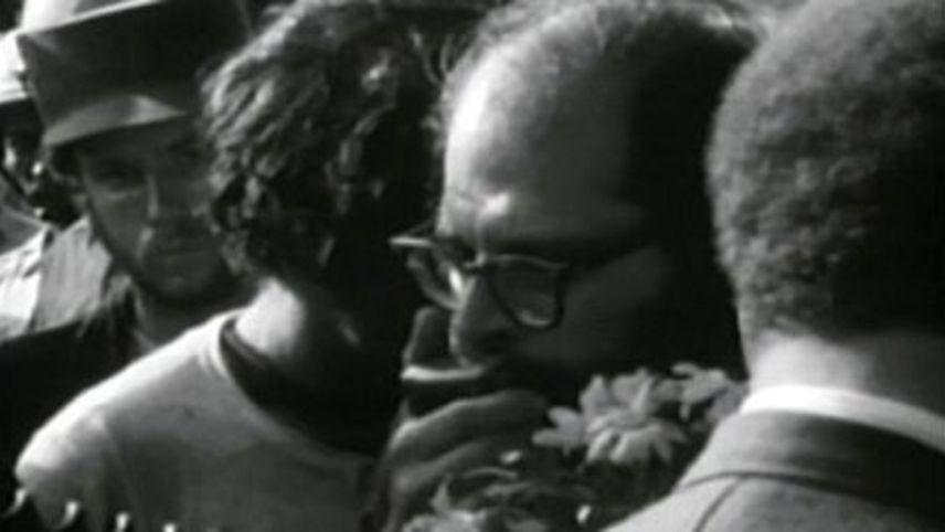 OM (for Allen Ginsberg)