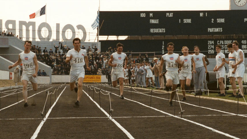 chariots of fire analysis Rocky (1976) posted on november 12, 2011 by jason fraley director: john g avildsen  charting a path for the likes of chariots of fire.