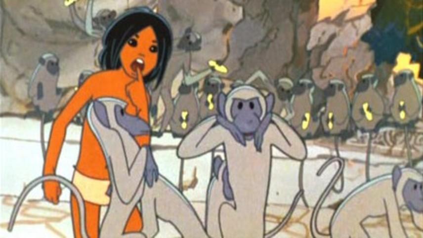 Mowgli: The Kidnapping