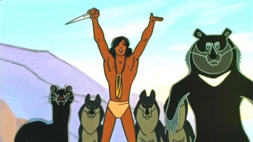 Mowgli: The Fight