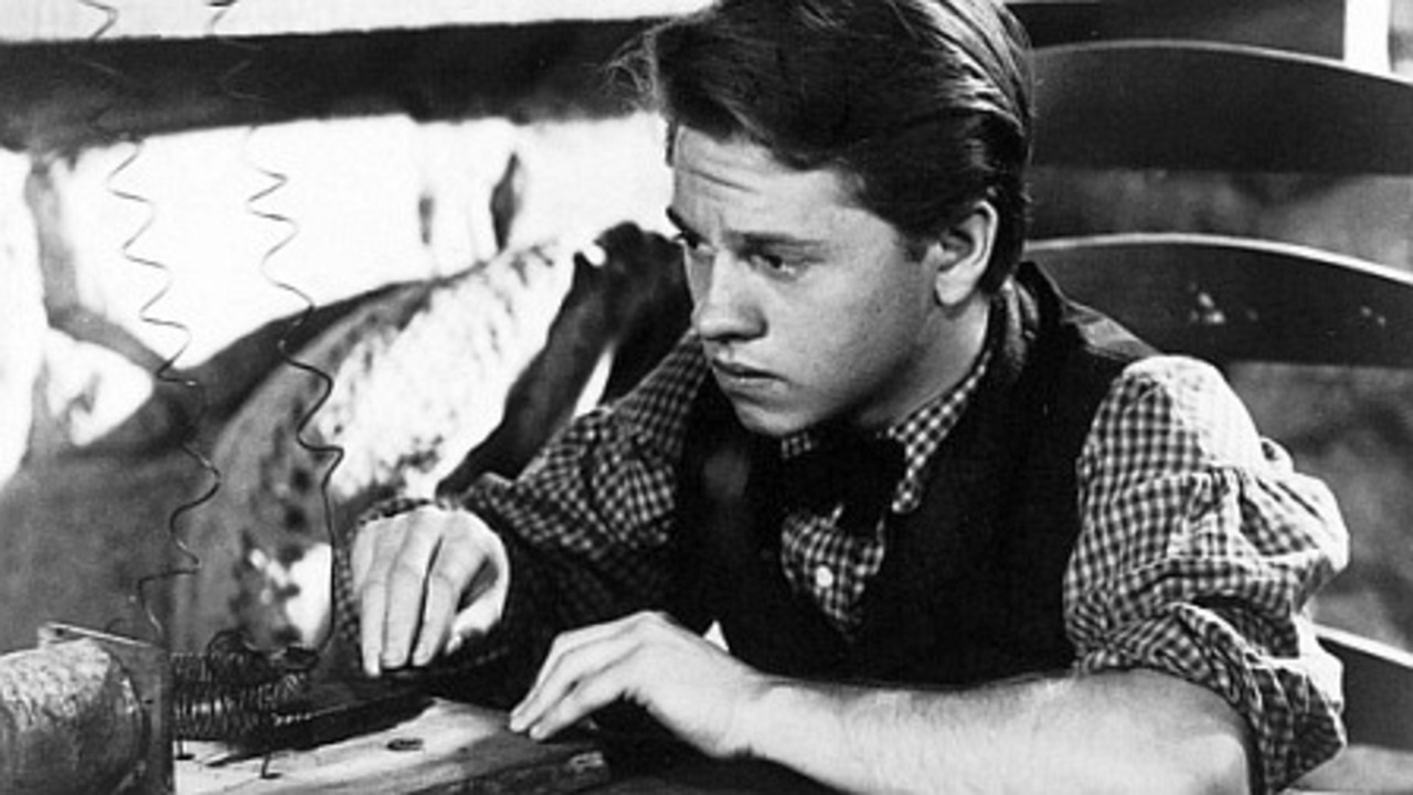 Young Tom Edison (1940) - MUBI for Thomas Edison As A Teenager  56mzq
