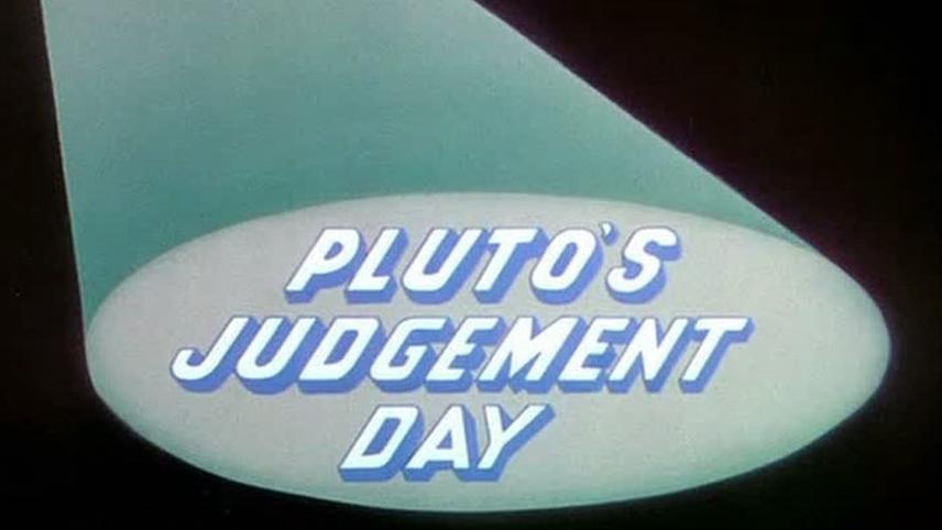 El día del juicio final de Pluto
