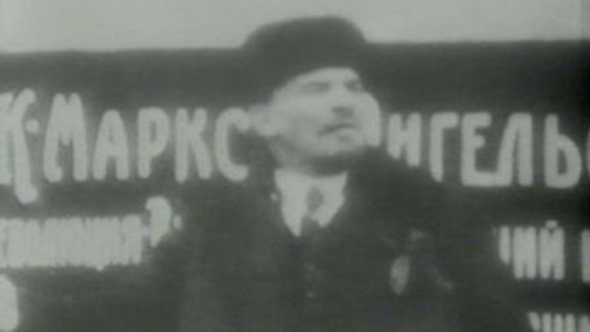 Lenin Is Alive