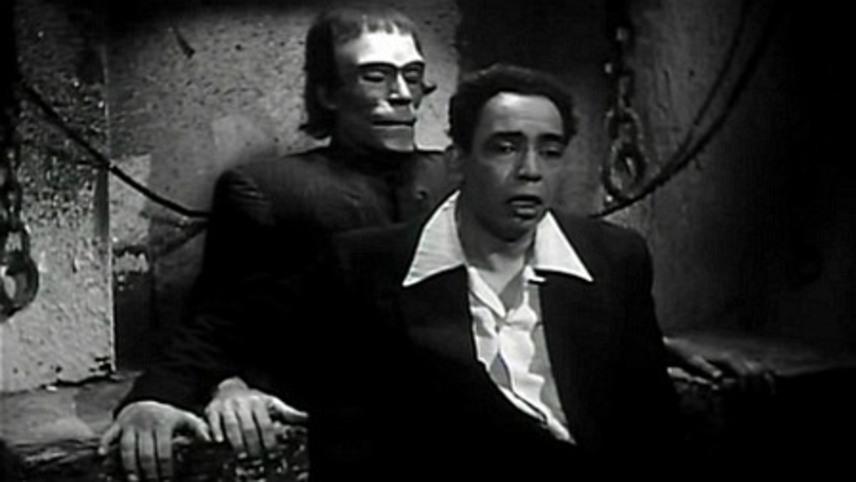 Ismail Yassin Meets Frankenstein