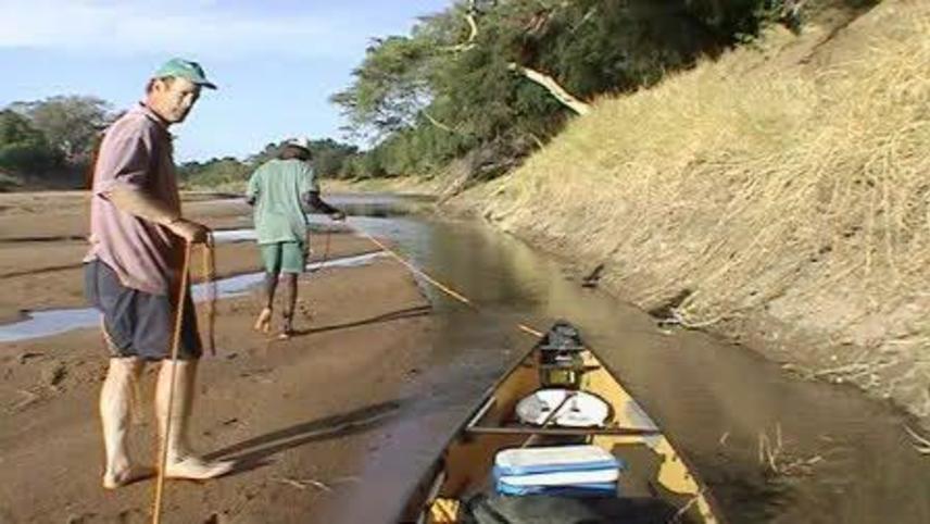One Man's Journey Part III: The Crocodille River