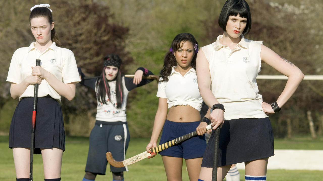 Similar. St trinian s school uniform the phrase