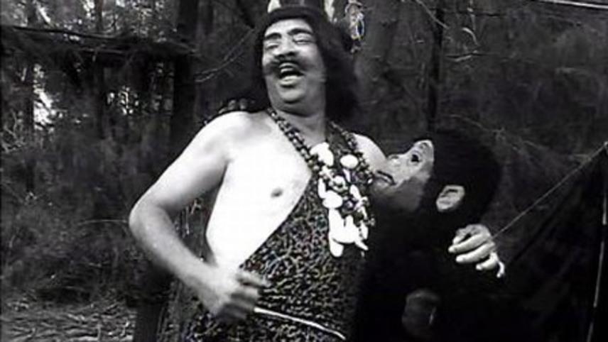 Ismail Yassin as Tarzan