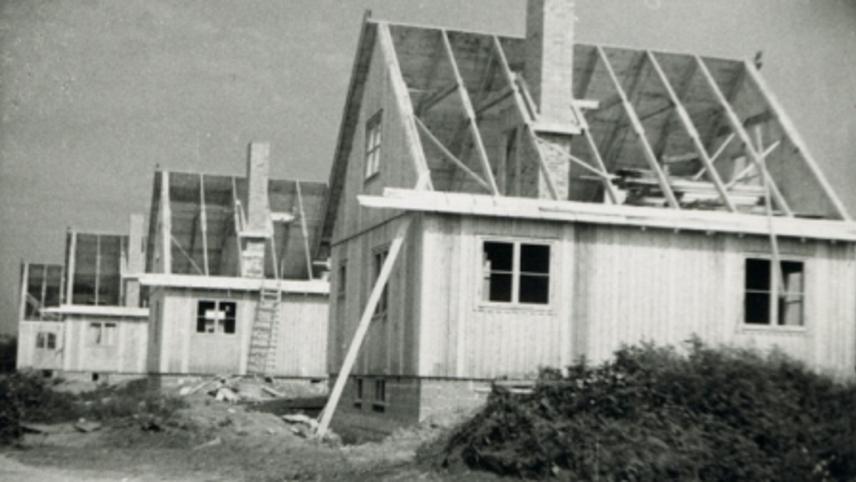 The Rebuilding of Rønne and Nexø