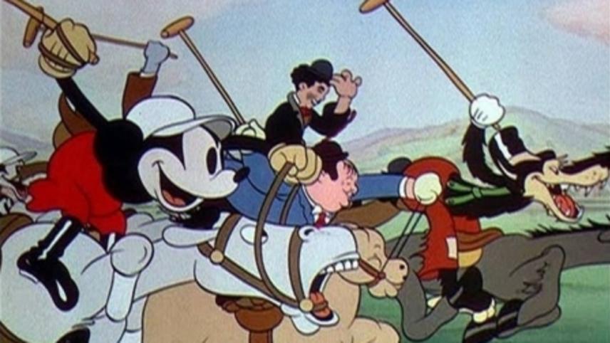Mickey's Polo Game