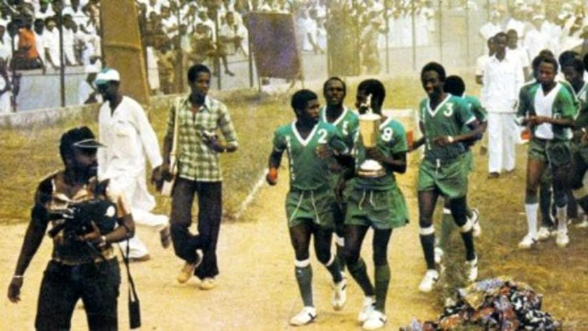Hafia, triple champion d'Afrique