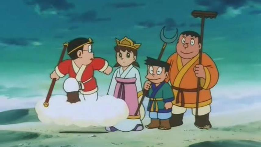 Doraemon: Nobita's Parallel Journey to the West