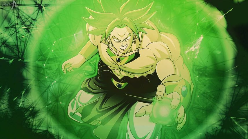 Dragon Ball Z 8: Broly – The Legendary Super Saiyan