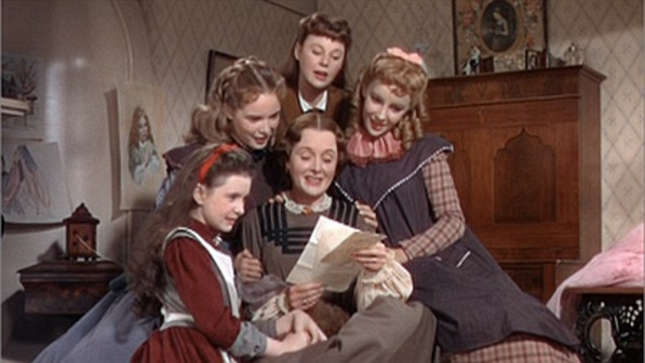 Image result for little women movie 1949