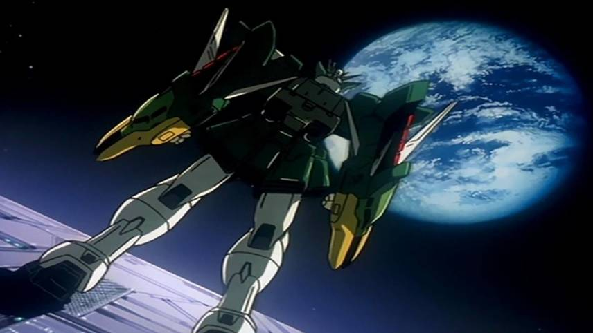 Gundam Wing: The Movie: Endless Waltz
