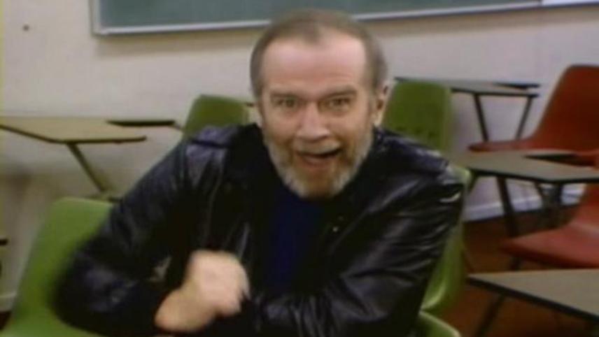 George Carlin: Carlin on Campus
