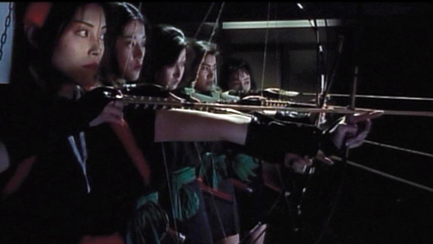 Kunoichi: Lady Ninja