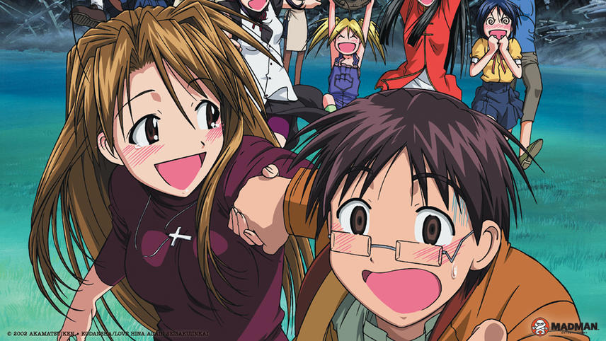 Love Hina Again: The Movie