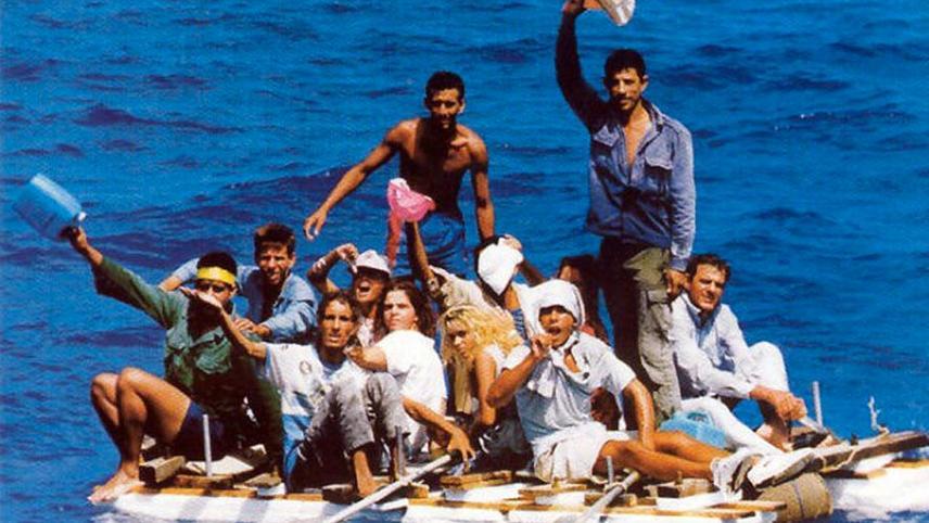 Cuban Rafters