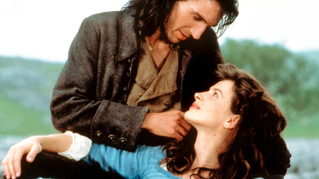 the personalities of catherine and heathcliff in the story wuthering heights