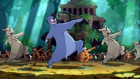The Jungle Book 2 2003 Mubi