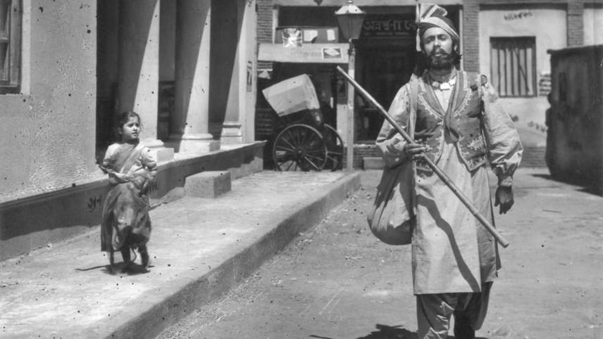 Tagore's Kabuliwala