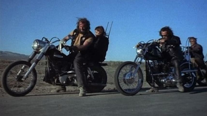 The Hell's Angels '69