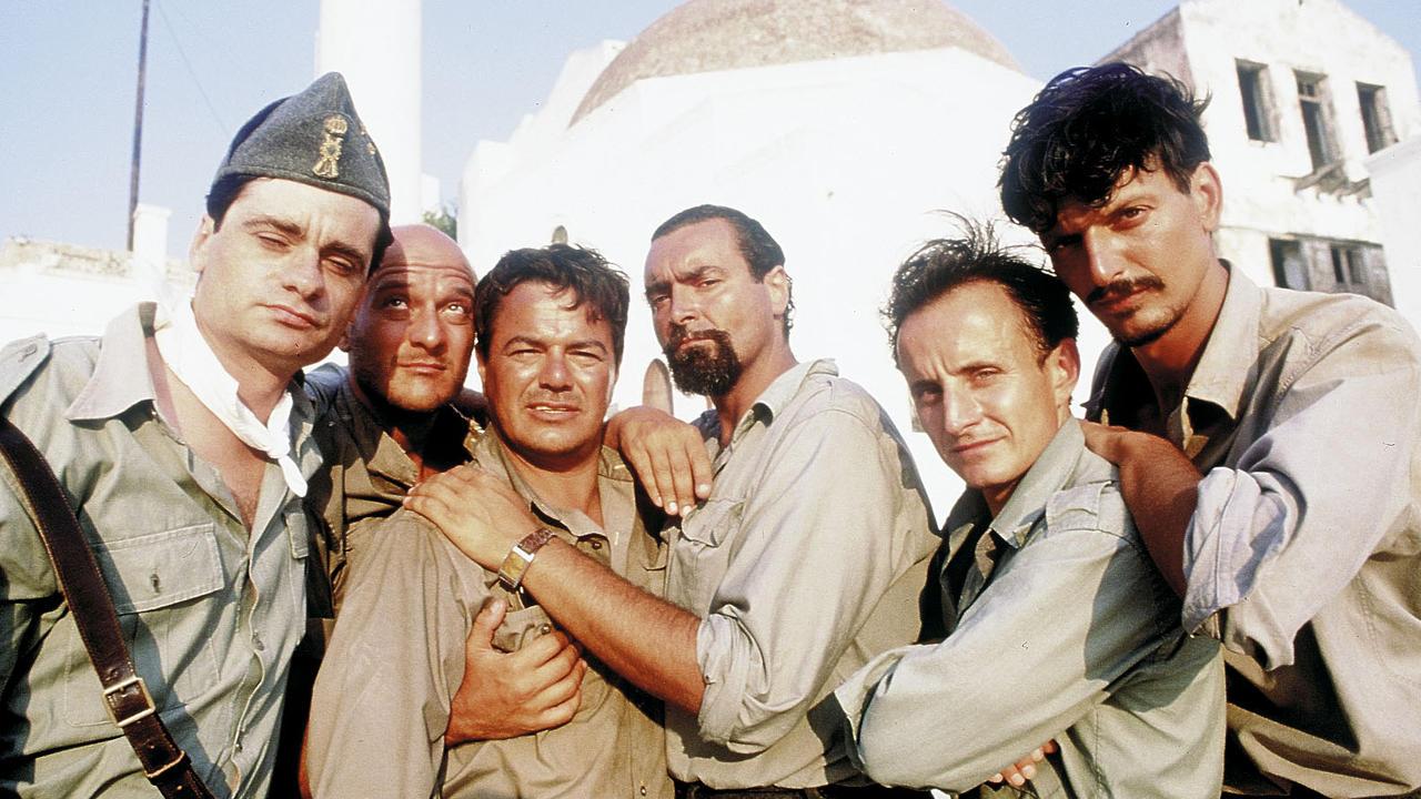 Αποτέλεσμα εικόνας για mediterraneo movie