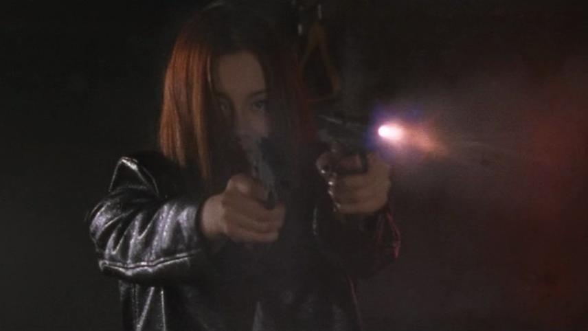 Gun Crazy: A Woman from Nowhere