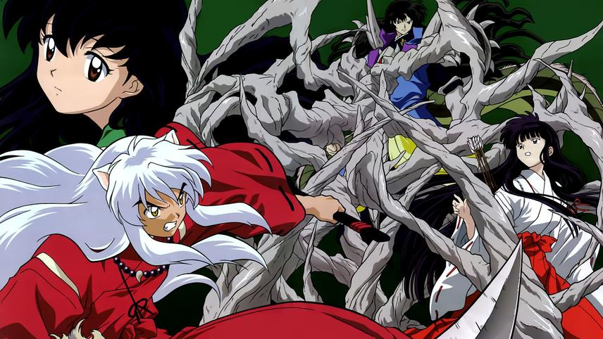 Inu-Yasha: The Movie 2: The Castle Beyond the Looking Glass