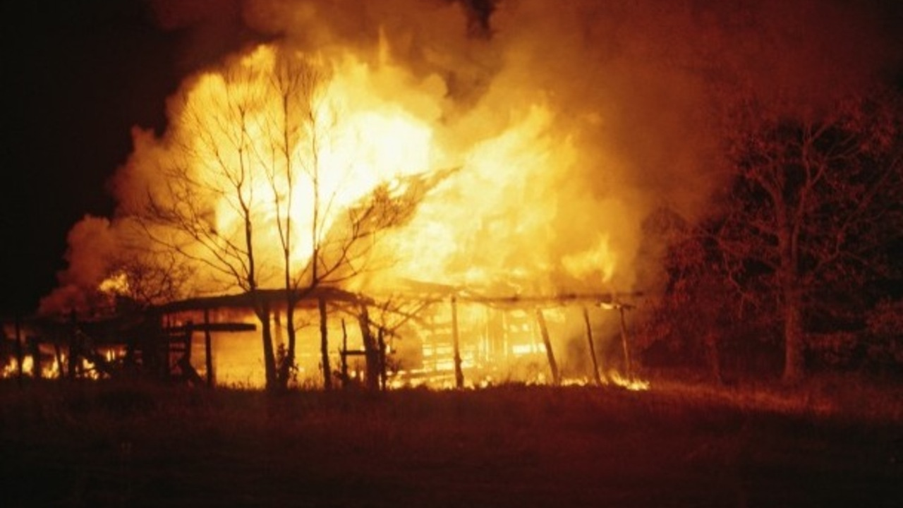 barn burning william faulkner movie