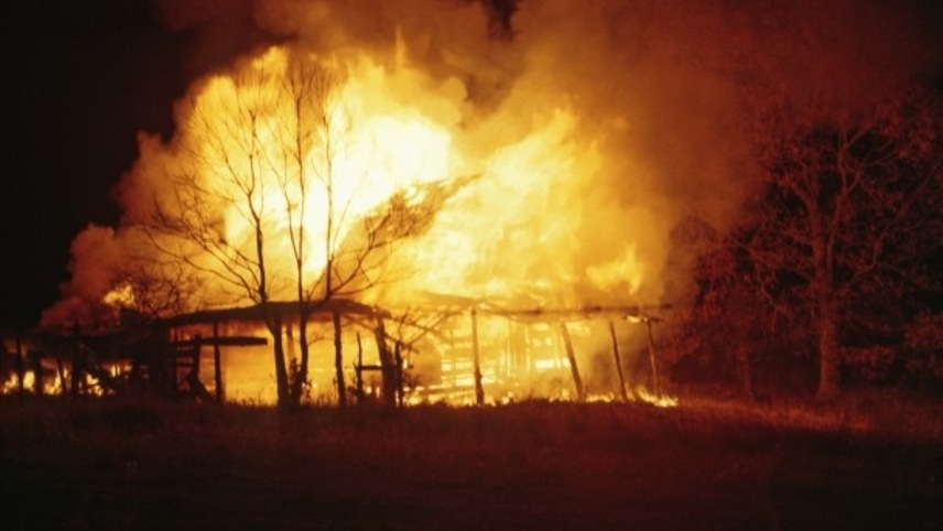 faulkner barn burning full story Barn burning by william faulkner download pdf  yarn burning wraparound — from the november 1974 issue  the hunt get access to 168 years of harper's for only $4599 full name  email  address  city  state/province  zip/postal code  country  united states canada.