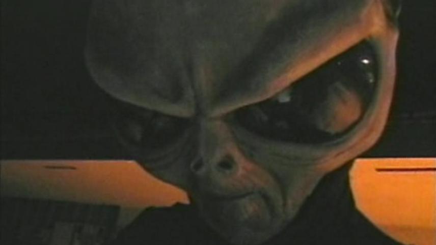 The Alien Conspiracy: Time Enough