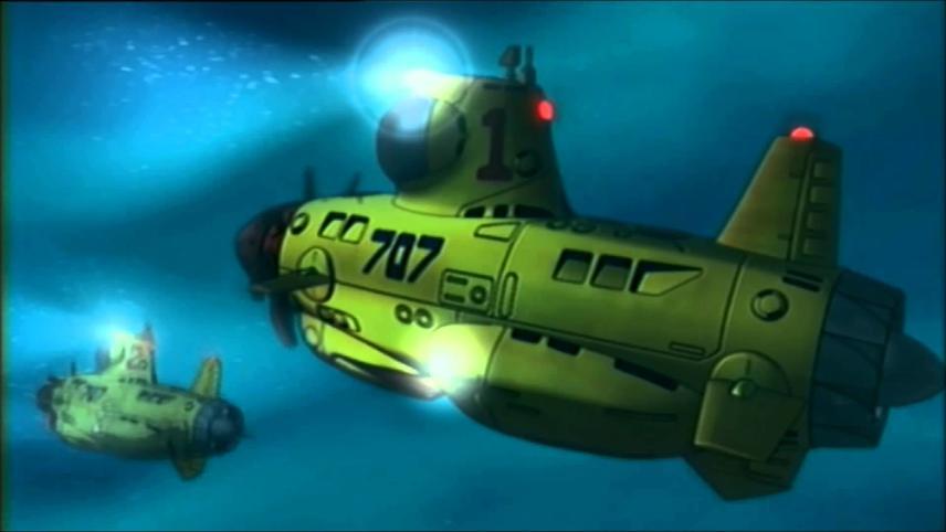 Submarine 707 Revolution: The Movie