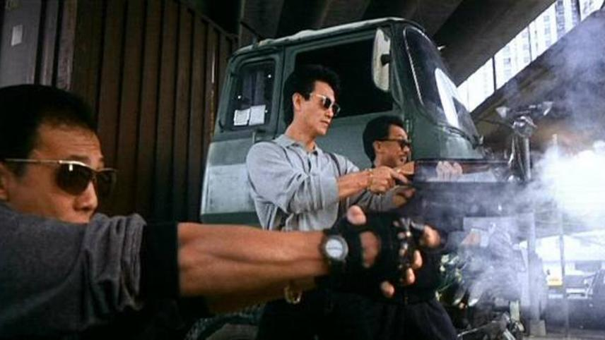 Long Arm of the Law 3: Escape from Hong Kong