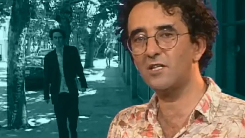 Off the Record: Entrevista a Roberto Bolaño