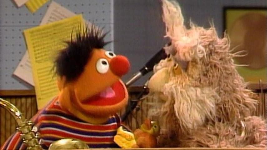 Sesame Street: Put Down the Duckie