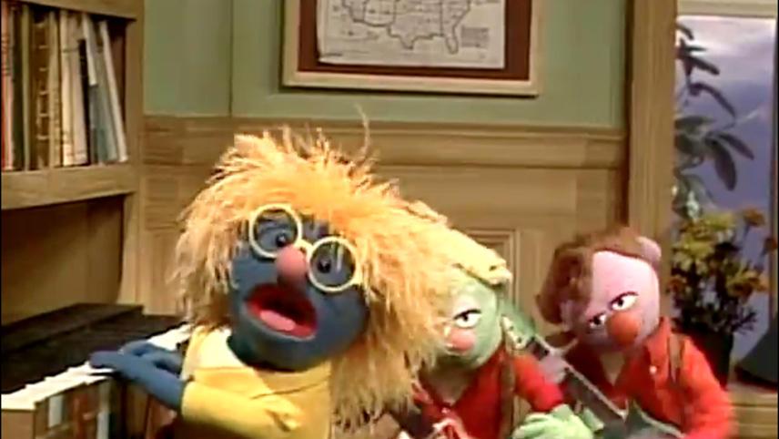Sesame Street: Rock & Roll!