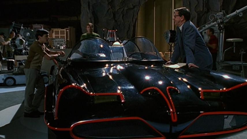 Return to the Bat Cave: The Misadventures of Adam and Burt