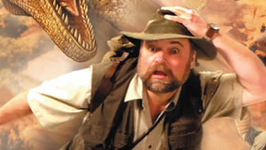 The Creation Adventure Team: Jurassic Ark Mystery