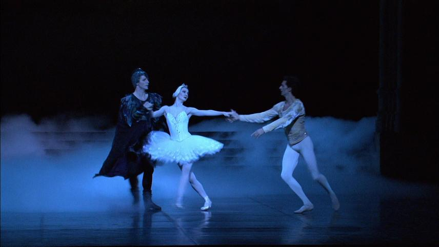 Tchaikovsky: Swan Lake (Paris Opera Ballet)