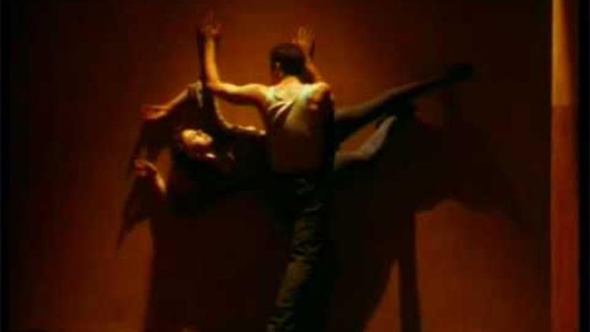 DV8 Physical Theatre: 3 Ballets