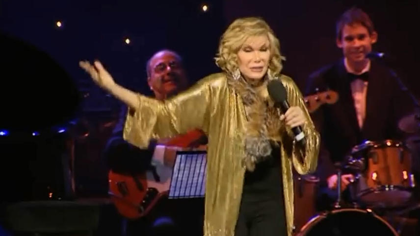 Joan Rivers: (Still A) Live at the London Palladium