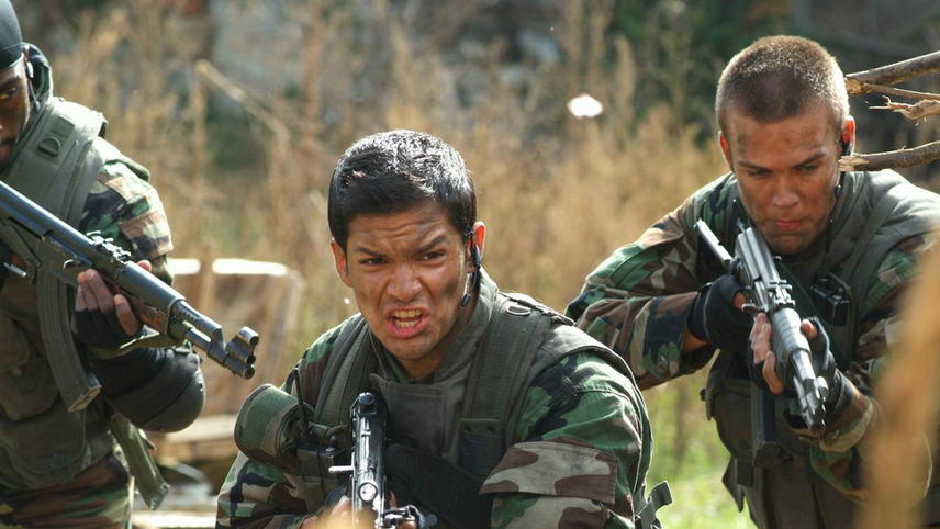 Behind Enemy Lines: Colombia (2009) - MUBI